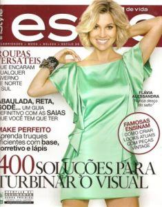 Estilo - capa maio 2009